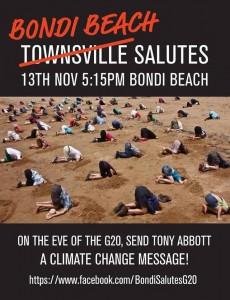head in sand salute
